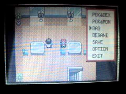 Pokemon FireRed/LeafGreen - How to get Exp. Share