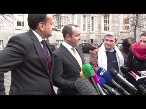 First new driving licences presented -- Varadkar