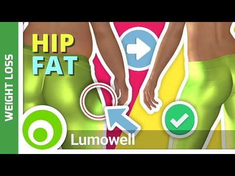 10 Exercises You Must Do If You Want To Lose Hip Fat | Hips Workout