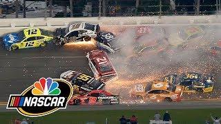 NASCAR Cup Series: Daytona 500 2019   EXTENDED HIGHLIGHTS   Motorsports on NBC