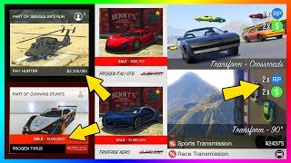GTA ONLINE NEW DLC CONTENT DETAILS - FREE RARE ITEM, NEW VEHICLE RELEASED & MORE! (GTA 5 ONLINE DLC)