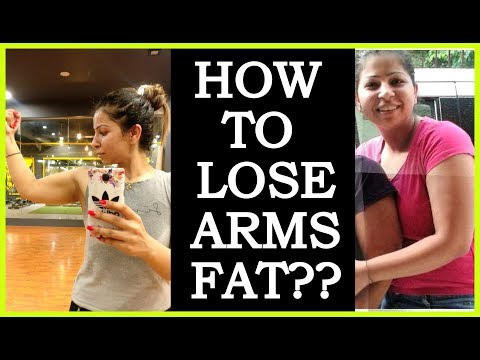 How To Lose Arm Fat Fast at Home | Best Exercises to Lose Arm Fat | Get Rid of Arm Fat | Fat to Fab
