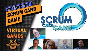 The Scrum Card Game - Agile Game - Online Game
