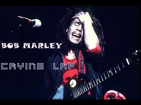 Bob Marley crying laf