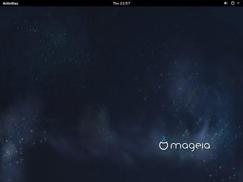 Mageia 5 Beta 3 x86_64. GNOME Desktop.