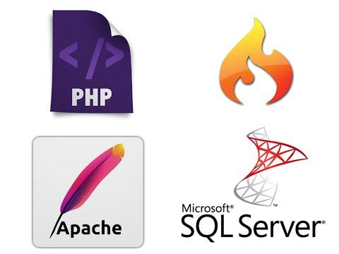 Codeigniter y SQL Server