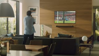 LG OLED AI TV Official TVC - Football ver.