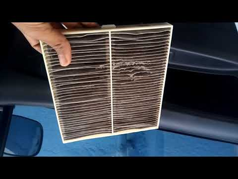 how to clean car ac filter in hindi wagonr at home easy tips