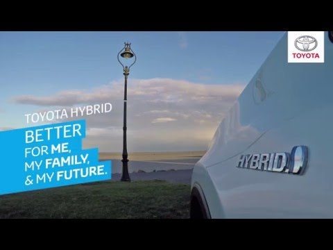 Brian shares his experience of driving a Toyota Hybrid