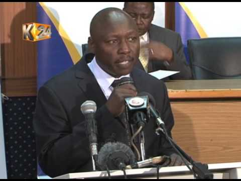 Kenya power terms connectivity numbers report erroneous