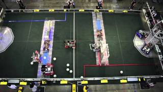 First Robotics Competition - 2016 Rocket City Regionals