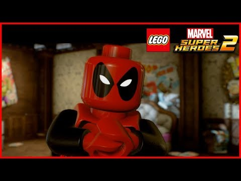 LEGO Marvel Superheroes 2 - DEADPOOL (MOD)