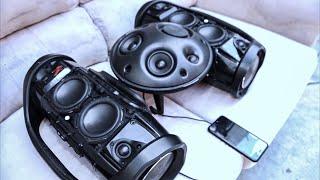 JBL BOOMBOX INCREASE BASS 2018,MYKME - VideosTube