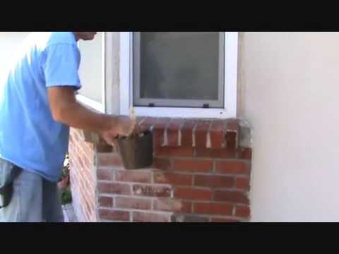 How to apply sealer to a brick wall...Part 1