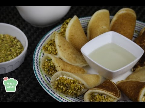 Atayef Recipe - Episode 153 - Amina is cooking
