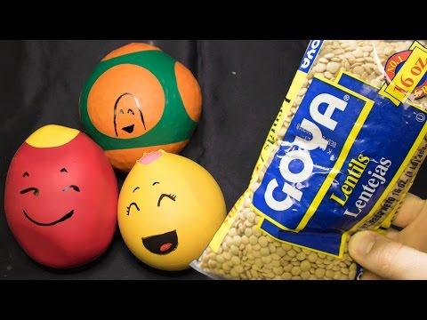 3 WAYS How to Make Stress Balls