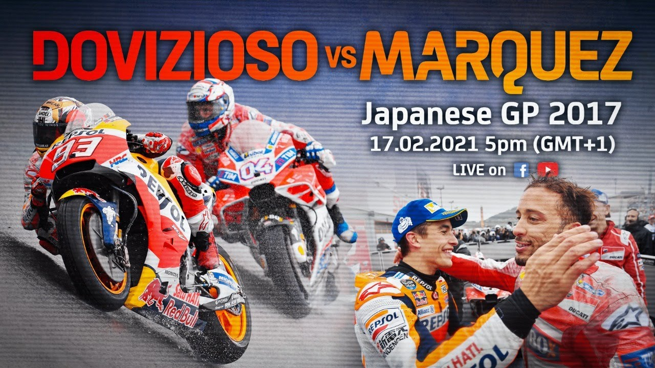 2017 #JapaneseGP | Full MotoGP Race