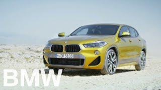 Download The first-ever BMW X2. Official launchfilm. Video