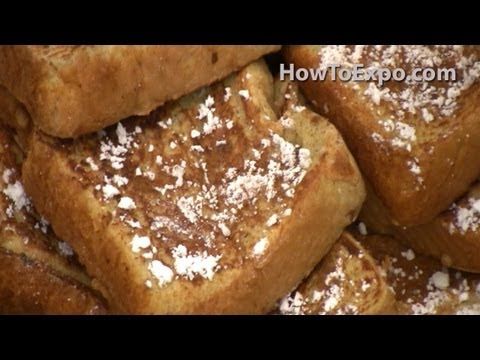Easy French Toast Recipe Video How To Make French Toast