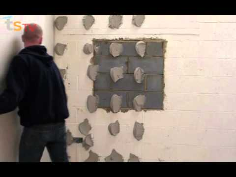 Tommy's Trade Secrets - How To Dot And Dab A Wall