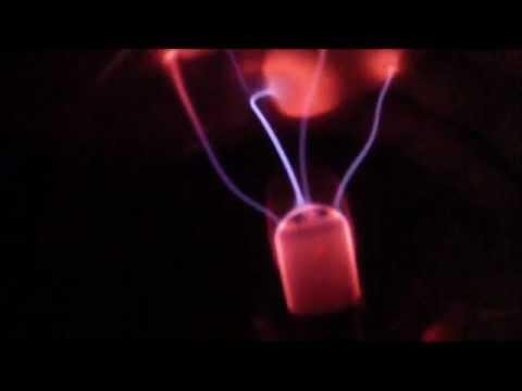GoPro Super Slow Motion - Plasma Ball - Edited For FREE
