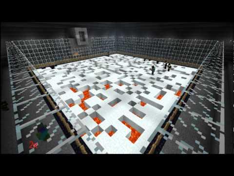 Minecraft - The Epic Spleef on Super-Earth.net Server