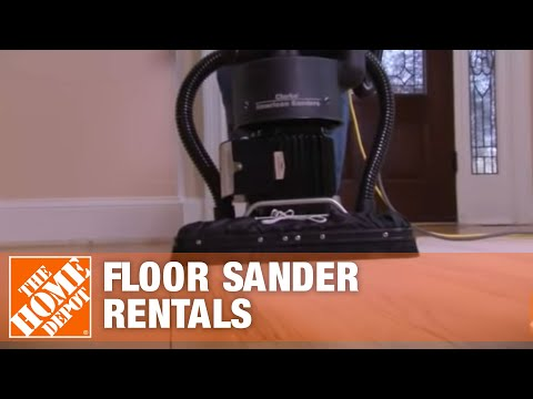 Floor Sanders - Tool Rental | The Home Depot