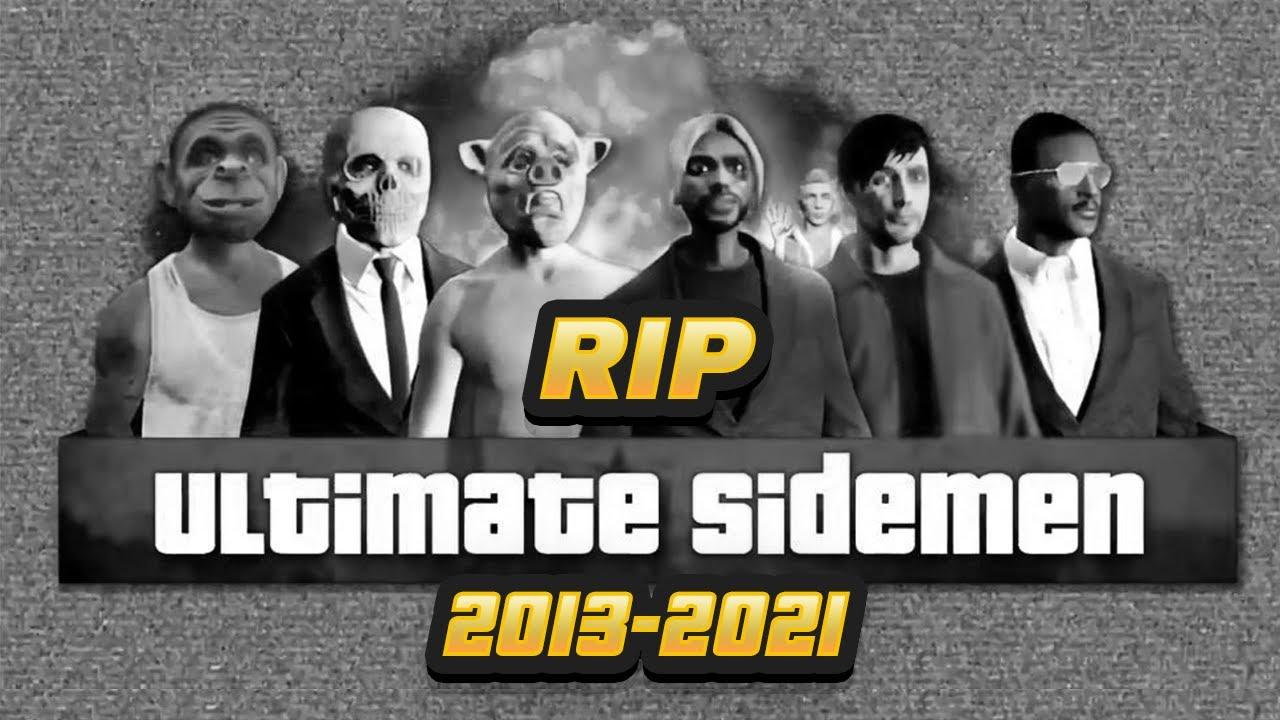 THE LAST EVER SIDEMEN GTA