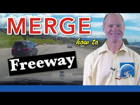 How to Merge Onto Highway, Interstate, Motorway :: Do NOT Stop on Acceleration Lane | Merging Smart