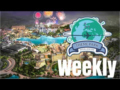 TPW Weekly 16/05/2018 - LEGOLAND Windsor Expansion; China Theme Park Growth & More