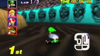N64 Longplay: Mario Kart 64