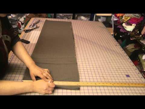 three panel skirt