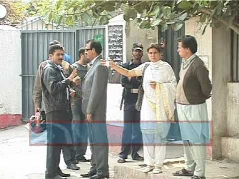 corrupt pakistani Passport Officer and  people
