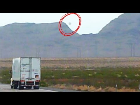 AREA 51 UFO Flying In Nevada December 2014