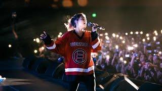 1-800-273-8255 (w/beautiful wife Jess Andrea) - Logic Live @ Bill Graham Aud San Fran, CA 7-16-17
