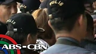 News Now: De Lima arrives in Muntinlupa court to face judge