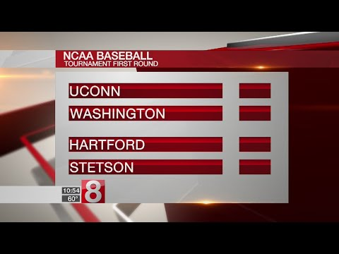 UConn, Hartford baseball to play in NCAA tournament