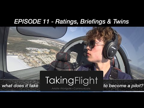 Taking Flight Reality TV series EP11: Close calls and Twins