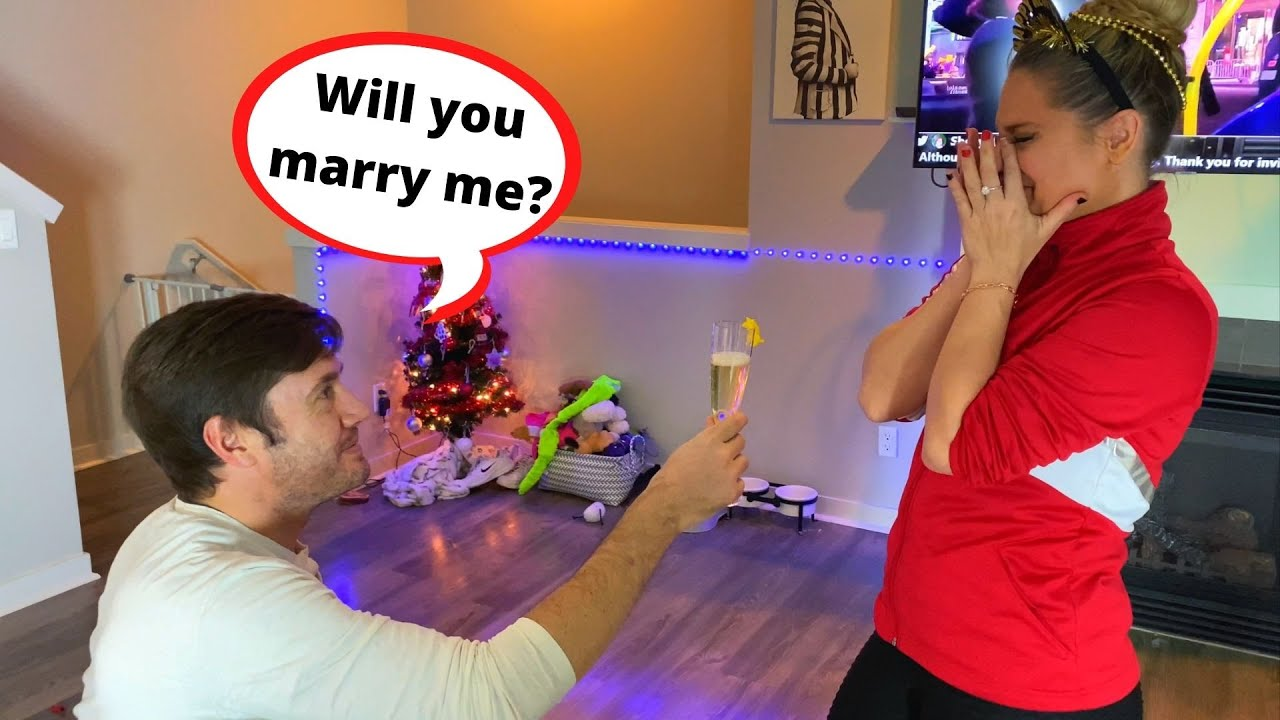 THE PROPOSAL | Robby and Penny
