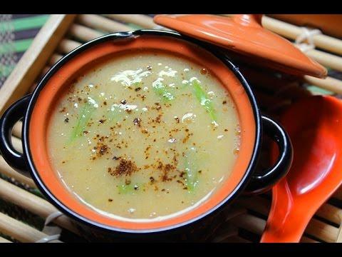 Creamy Sweet Corn Soup Recipe