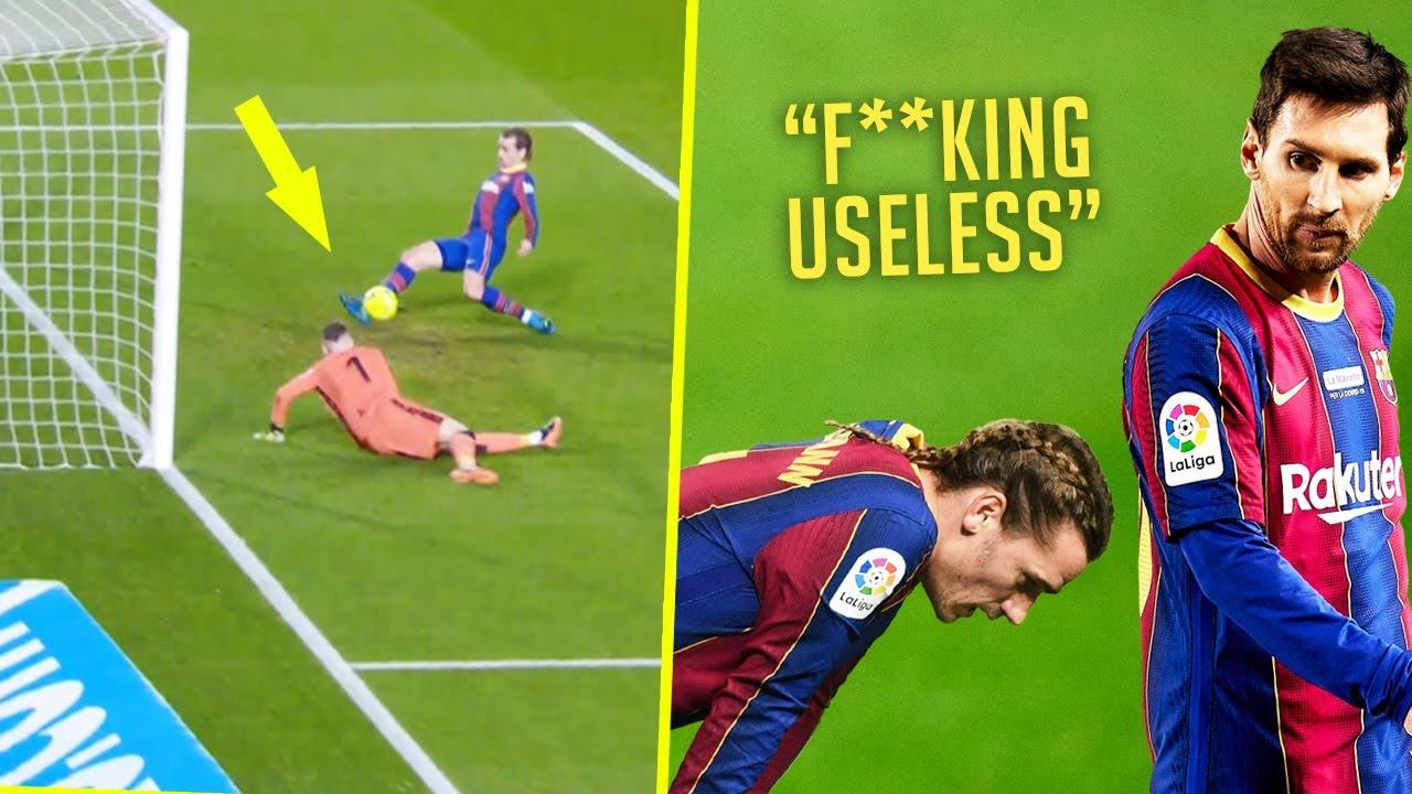 Funny Football Fails & Mistakes 2021