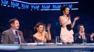 Rebecca Ferguson Sings Amazing Grace  The X Factor Live Semifinal Full Version