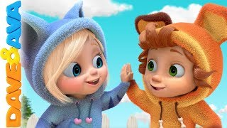 Download 🎯 Nursery Rhymes & Kids Songs | Dave and Ava 🎯 Video