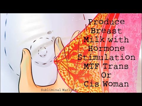 Produce breast Milk + Hormone Stimulation   Subliminals Frequencies Rife Biokinesis Hypnosis Potion