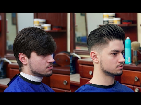 Haircut Tutorial: 2017 Pompadour Make Over