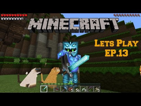Minecraft Pocket Edition Lets Play ep.13 (Cat Farm!!!)