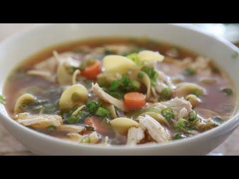 Chicken Noodle Soup | Byron Talbott