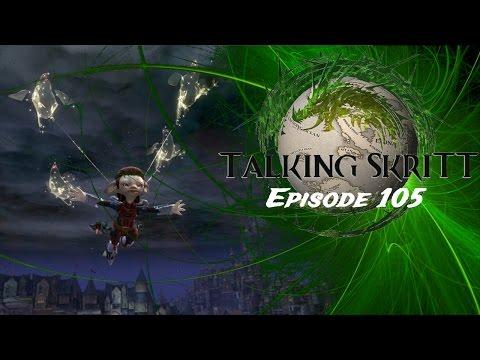 Episode 4 News, LEGENDARY Armor Update, GW2 Swag   Talking Skritt Ep 105