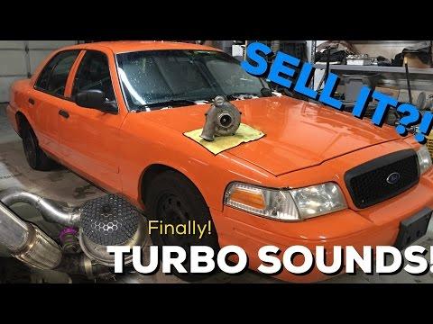 Turbo Crown Vic AIN'T GOT NO SPOOL!