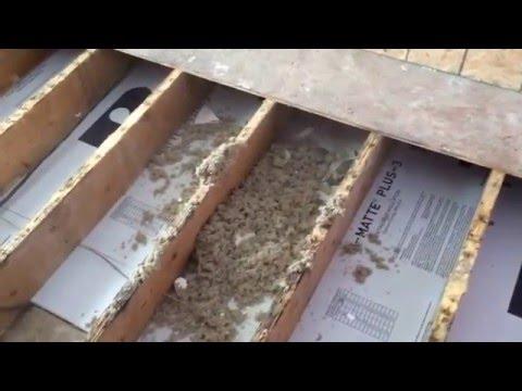 Cold Storage Room Insulation Update